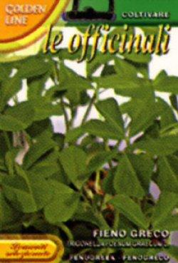 画像1: FRANCHI社-イタリアハーブの種【フェヌグリーク】