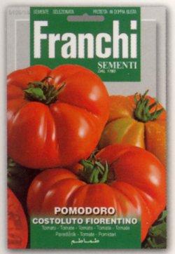 画像1: FRANCHI社-イタリア野菜の種【イタリアントマト・フィオレンティーノ】