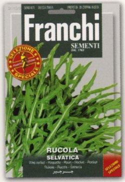 画像1: FRANCHI社-イタリア野菜の種【ルッコラセルバチカ・EXTRA】
