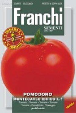 画像1: イタリアントマト・MONTECARLO IBRIDO F.1【F1種/支柱・必要】