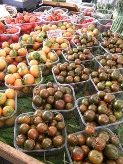画像3: トマト・BLACK CHERRY(オーガニック種子)