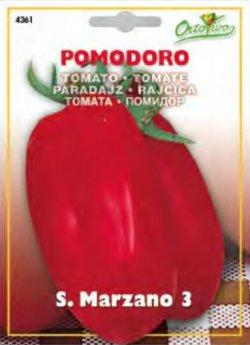 画像1: トマト・サンマルツァーノ3【固定種/支柱・必要】