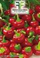 ホットペッパー-Peperone Tondo Ciliegia Piccante【固定種】