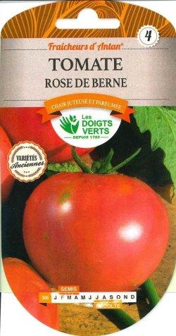 画像1: トマト・Rose de Berne【固定種/支柱・必要】