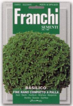 画像1: バジル・ファインナーノ-FINE NANO COMPATTO A PALLA 内容量5g